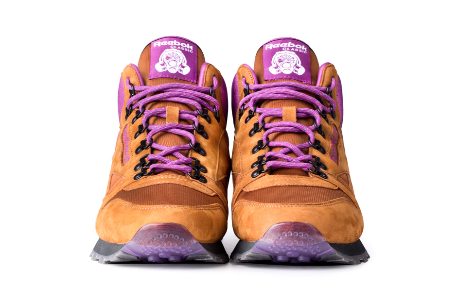 "Image of Foot Patrol x Reebok Classic Leather Mid ""On The Rocks"" Further Look"