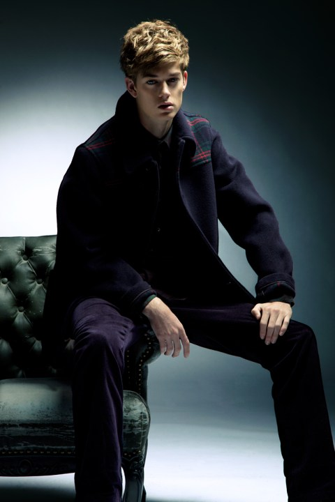 Image of Fred Perry Laurel Wreath 2013 Fall/Winter Blank Canvas Tartan Collection