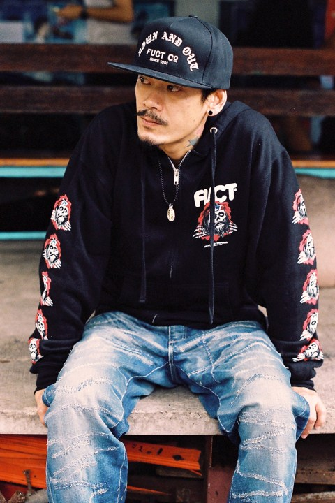 "Image of FUCT 2013 Fall/Winter ""Due In Time"" Lookbook"