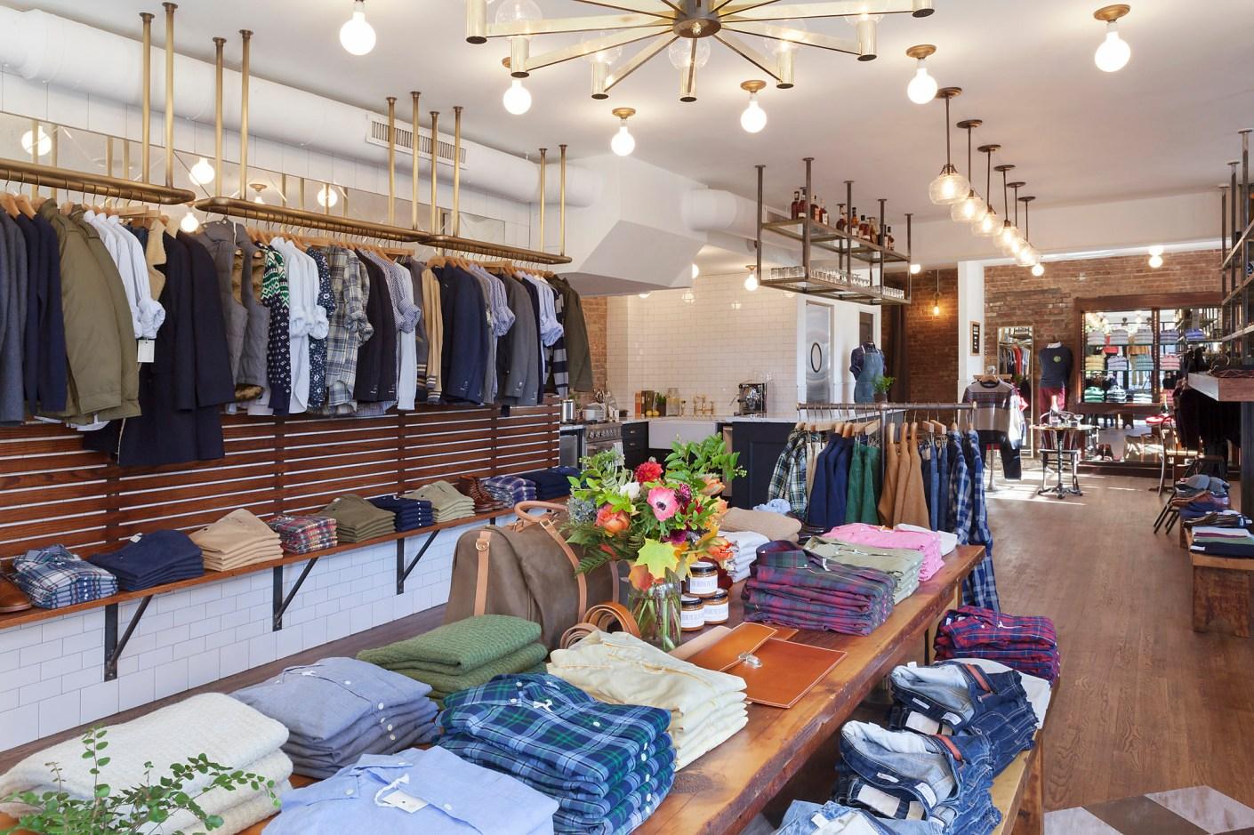 Image of GANT Opens Williamsburg Storefront