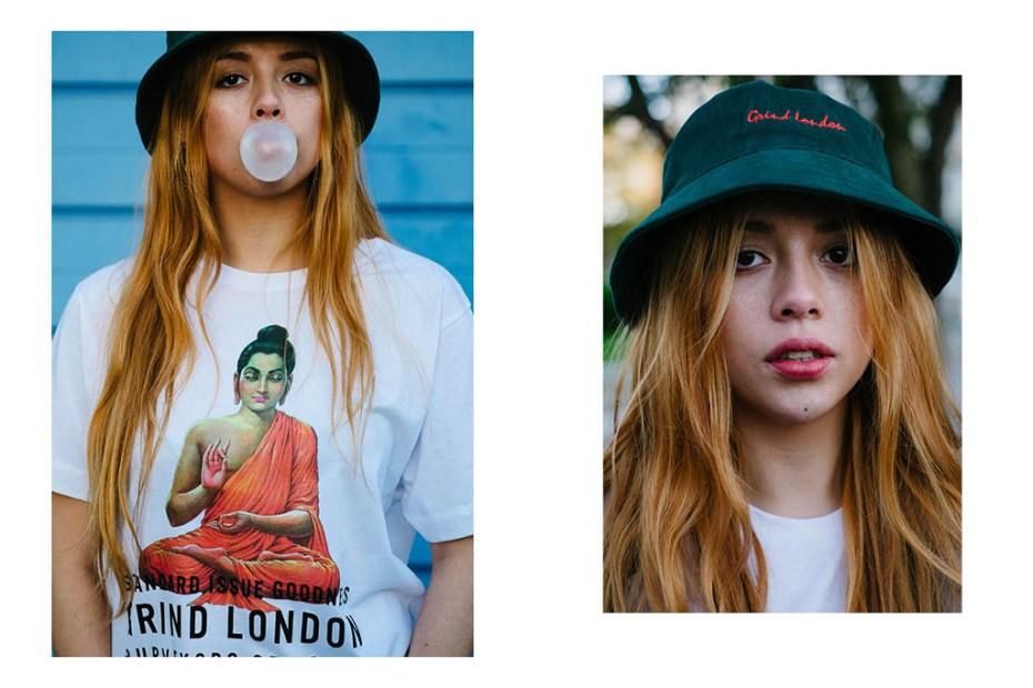 "Image of Grind London 2013 Fall/Winter ""Bless Bonus Pack"" Lookbook"