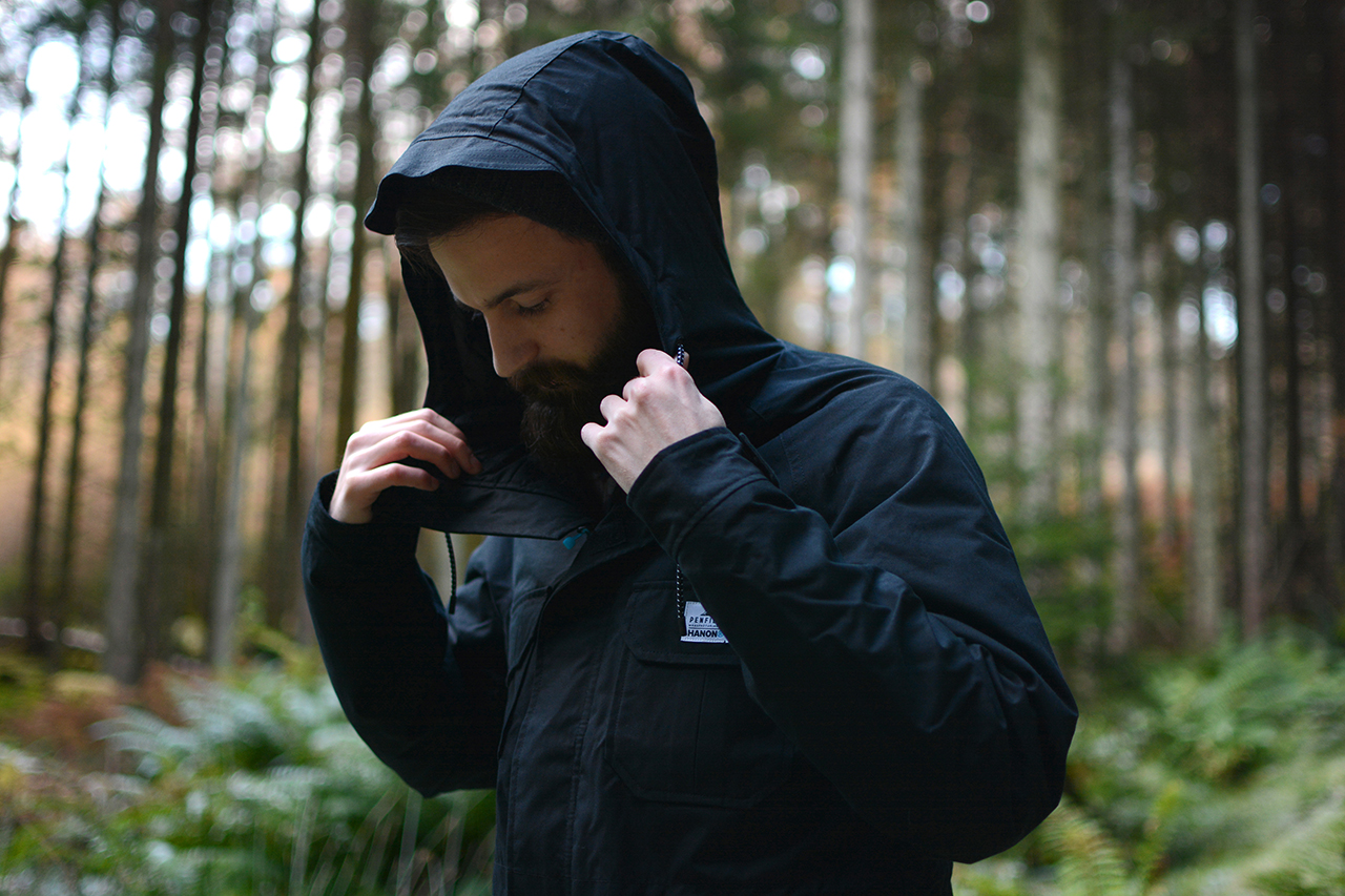 Image of Hanon x Penfield 2013 Fall/Winter Kasson Stealth Jacket