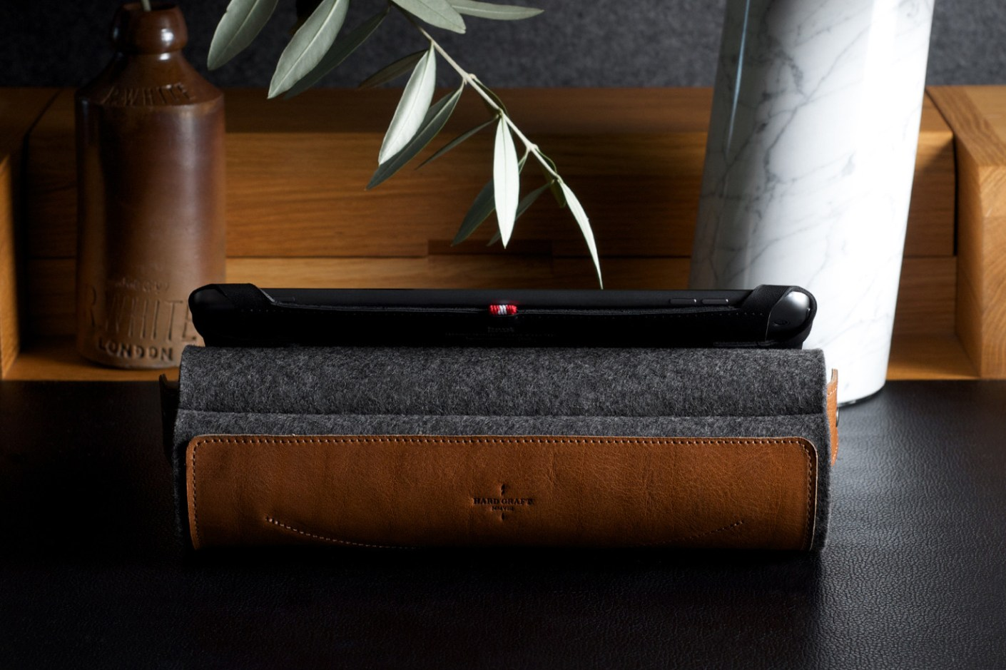 Image of hard graft iPad Air Tilt Case and Stand