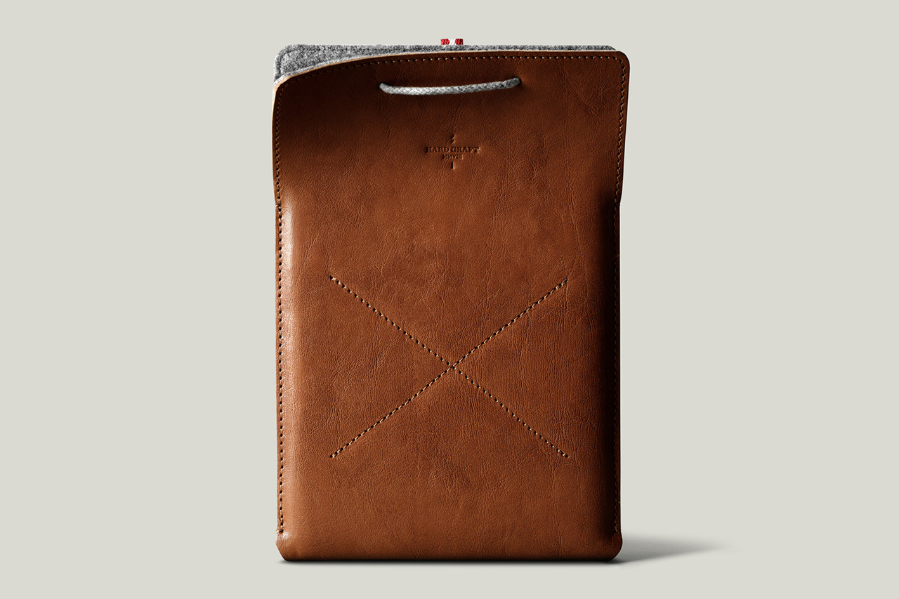 Image of hard graft iPad Draw Case & Stand