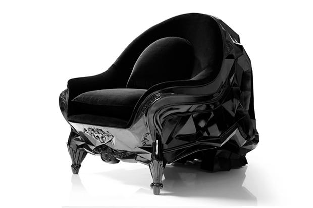 Image of Harow Skull Armchair