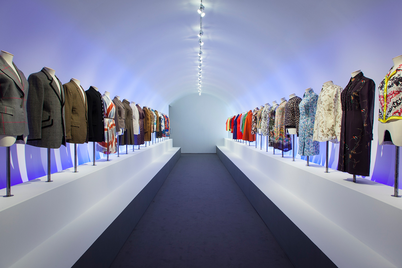 "Image of ""Hello, My Name is Paul Smith"" Exhibition Hits London"