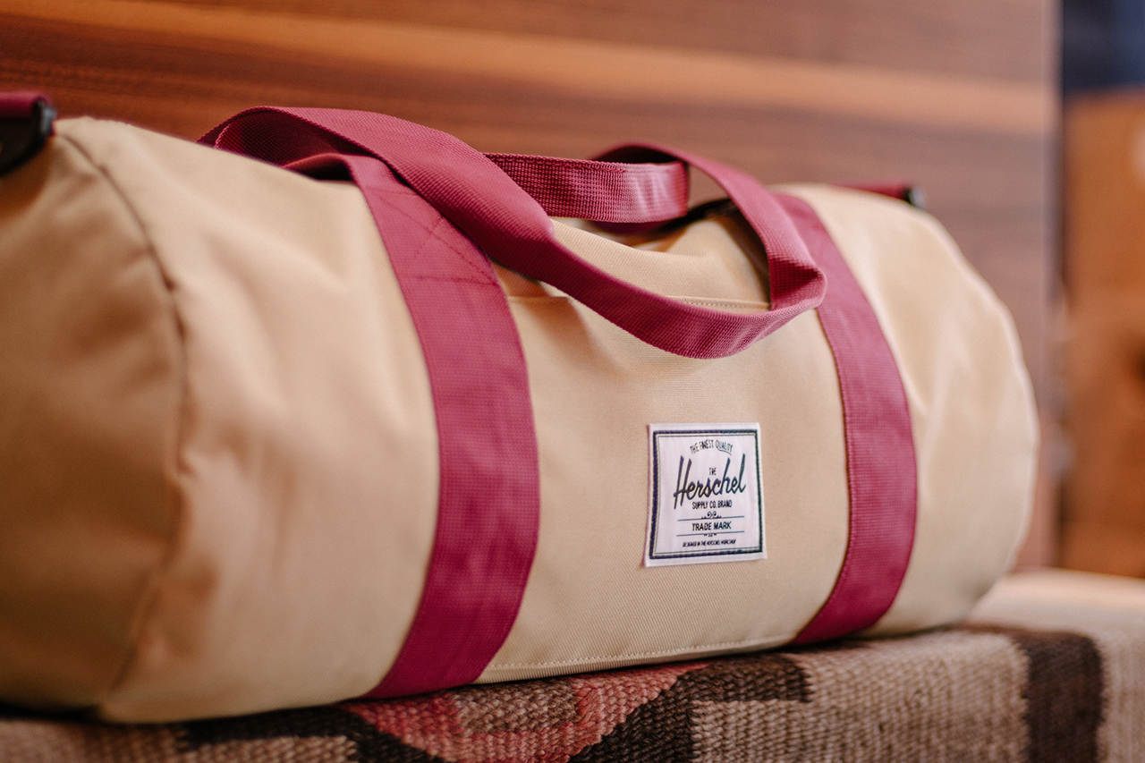 Image of Herschel Supply Co. 2013 Holiday Sutton Mid Duffle Collection