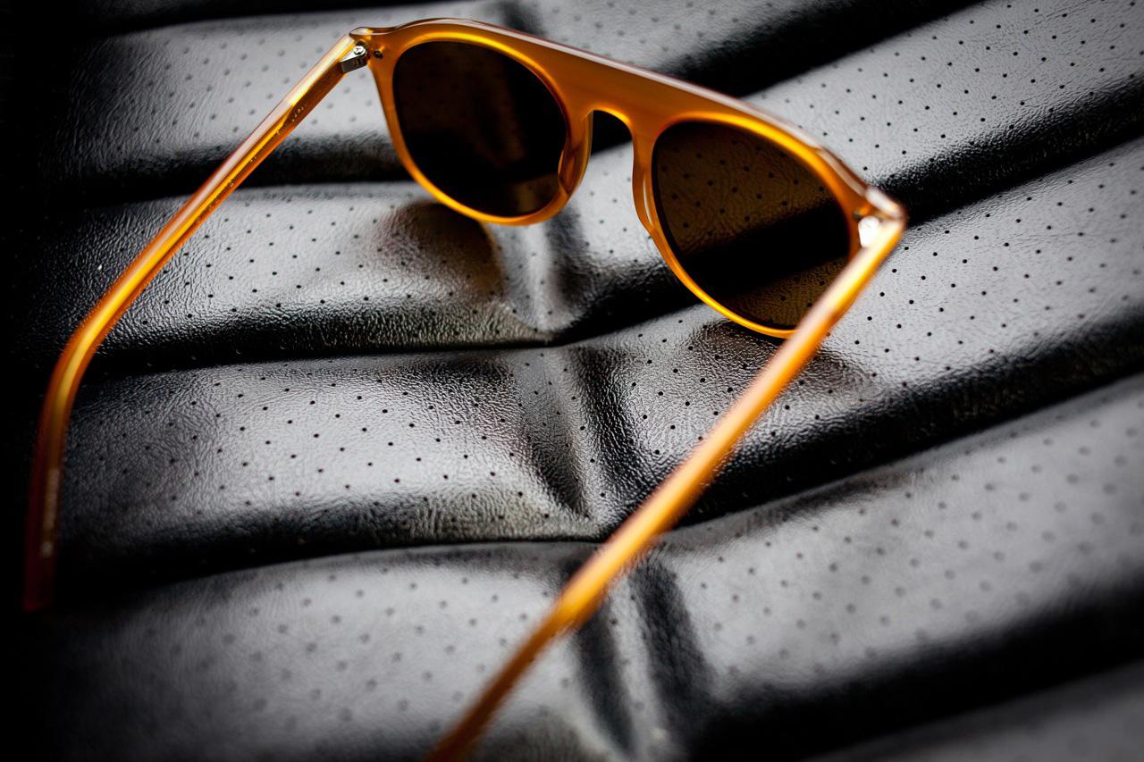 Image of HODINKEE x Autodromo Limited Edition Sunglasses