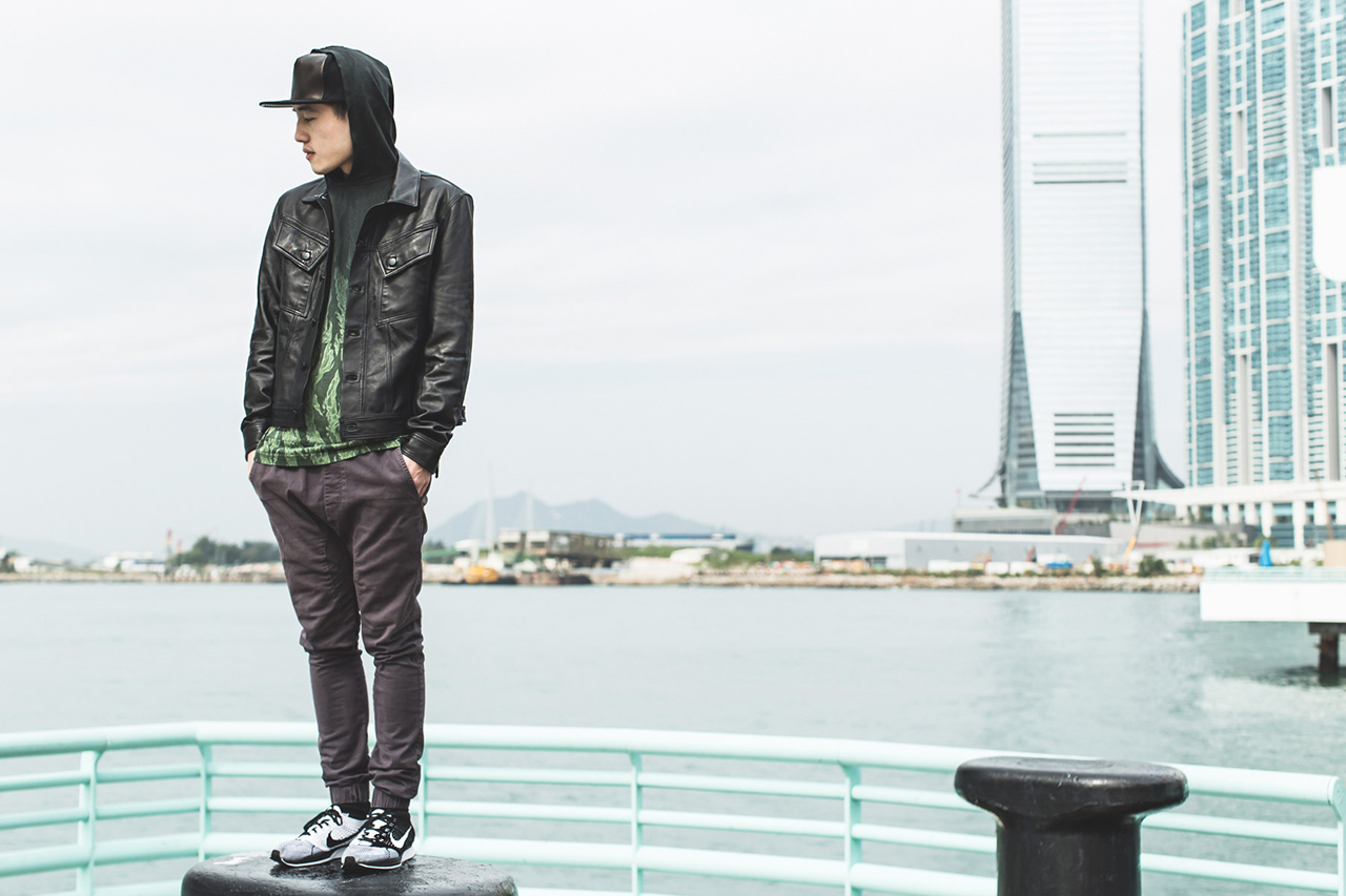 Image of HSTRY x Grungy Gentleman 2013 Fall/Winter Collection