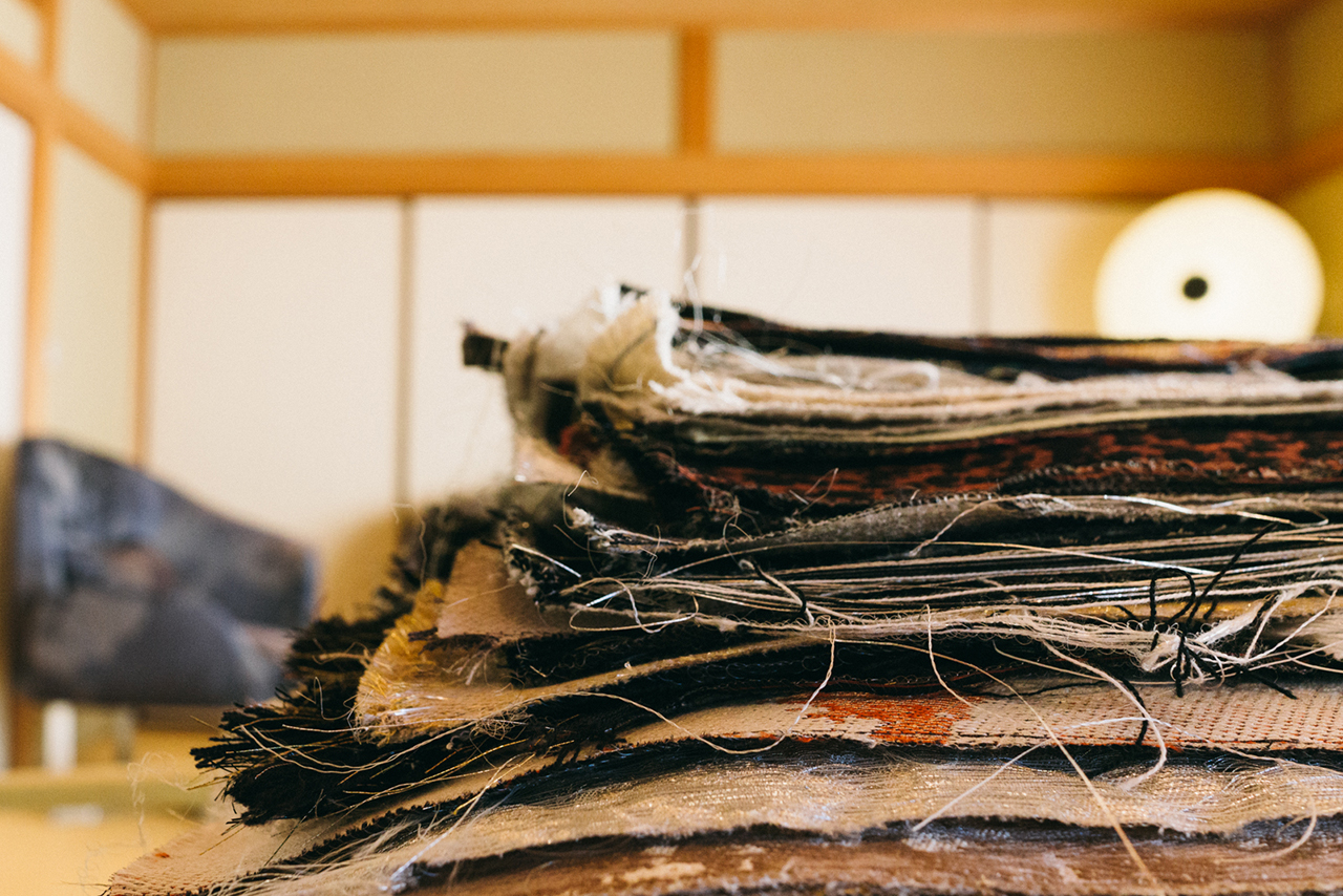 Image of HYPEBEAST Road Trips Japan: A History Lesson in Fabrics with the House of HOSOO in Kyoto