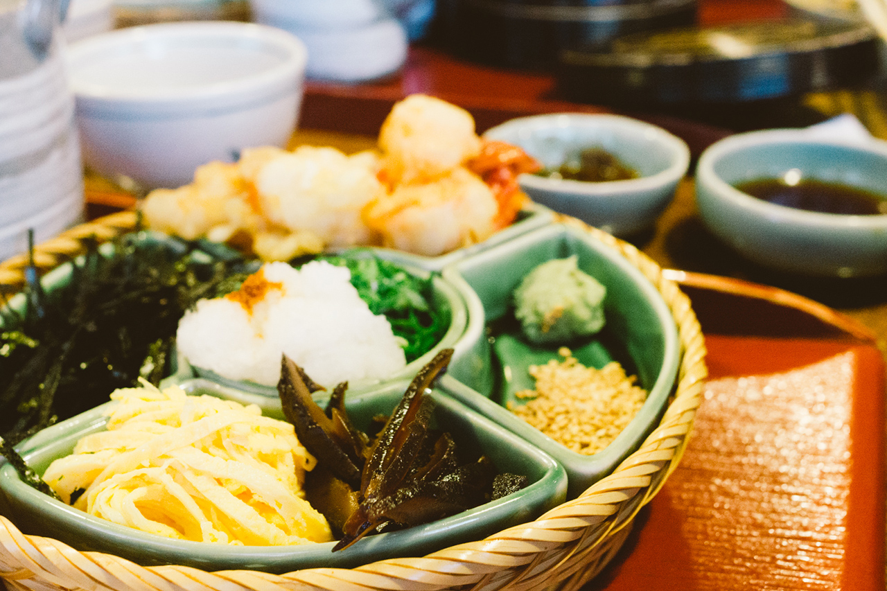 Image of HYPEBEAST Road Trips Japan: Eats at the 548-Year-Old Honke Owariya in Kyoto