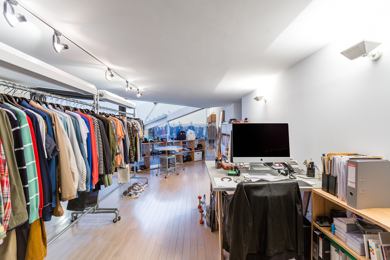 Image of HYPEBEAST Road Trips Japan: A Visit to the Offices of BEDWIN and DELUXE