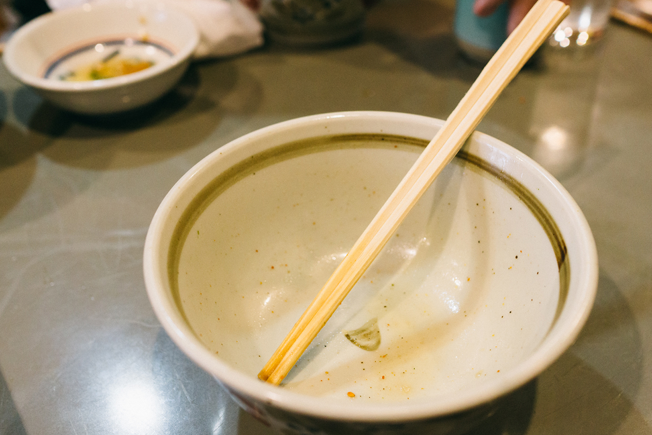 Image of HYPEBEAST Road Trips Japan: Udon at Usami-Tei Matsubaya in Osaka
