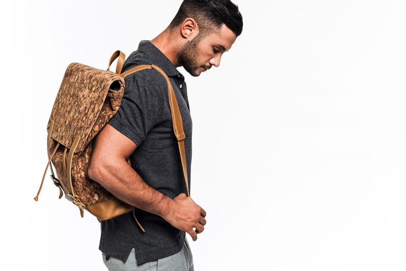 Image of INA KOELLN Walt Dark Backpack