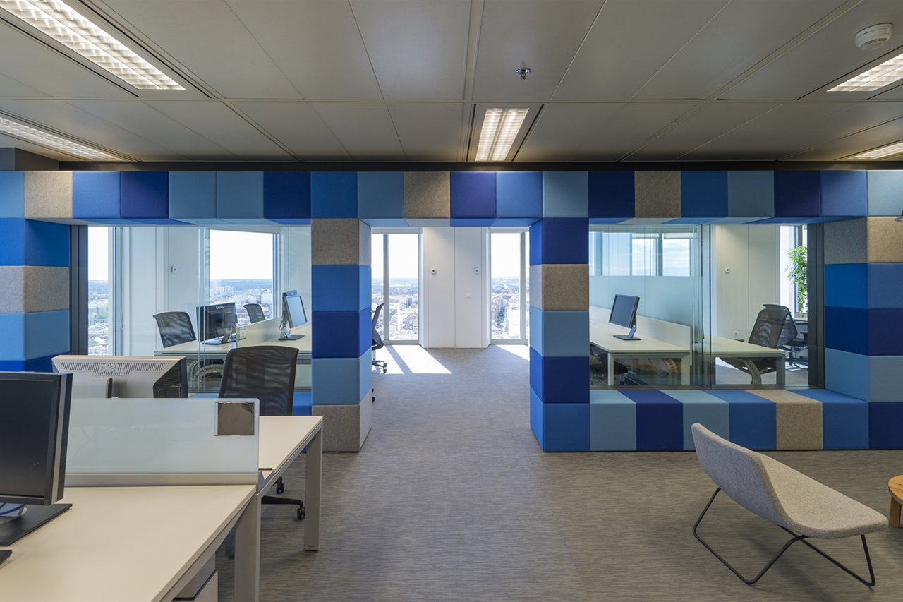 Image of Jump Studios Design the Google Madrid Headquarters