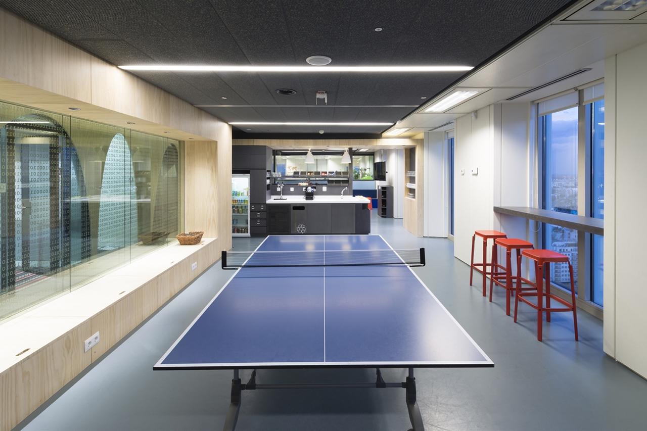 Image of Jump Studios Design the Google Madrid Headquarters