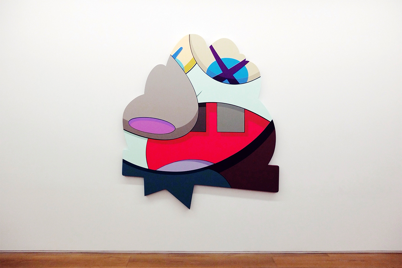 "Image of KAWS ""PASS THE BLAME"" @ Galerie Perrotin New York Recap"
