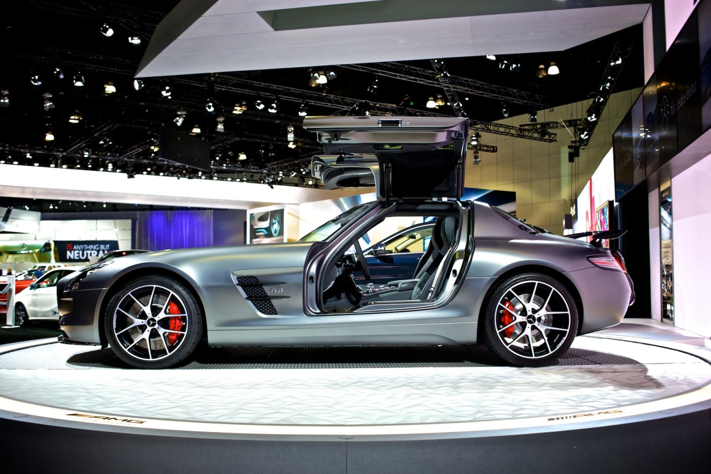 Image of Los Angeles Auto Show 2013 Recap