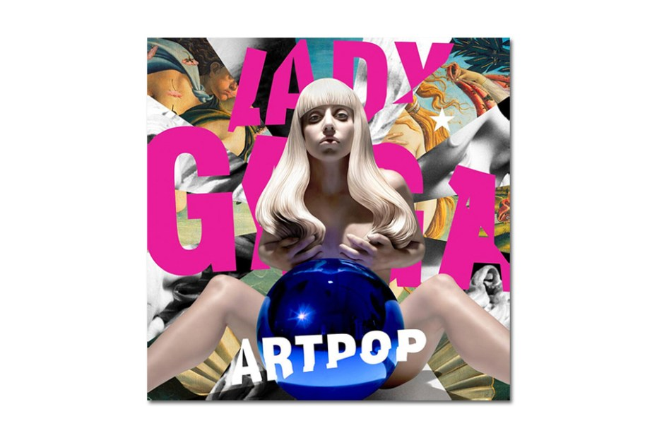 Image of Lady Gaga - ARTPOP (Album Stream)
