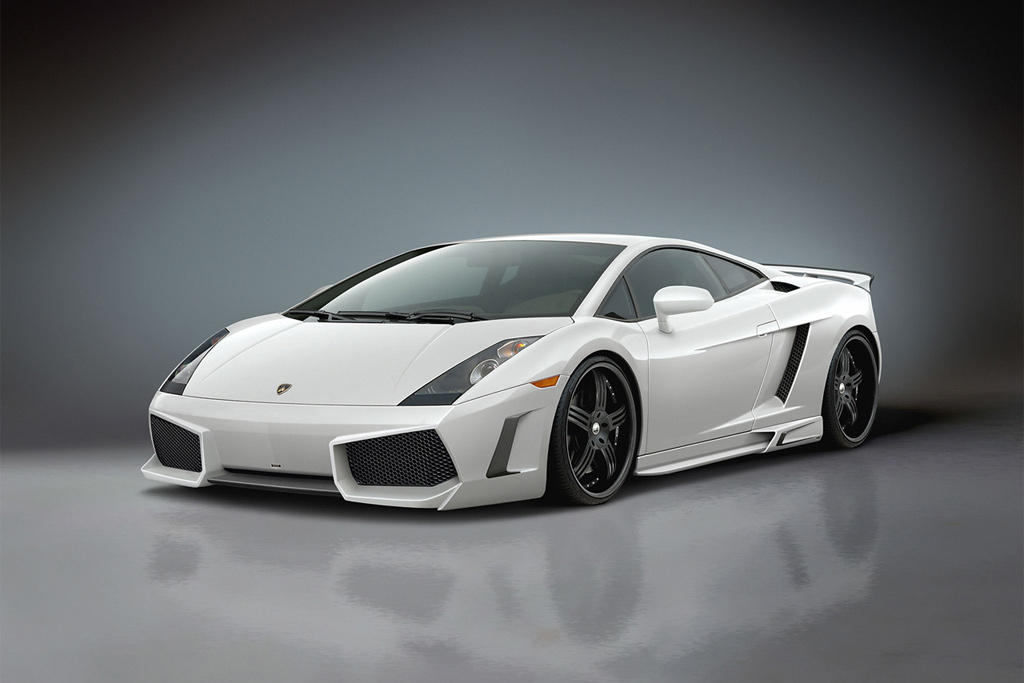 Image of Lamborghini Ends Gallardo Production
