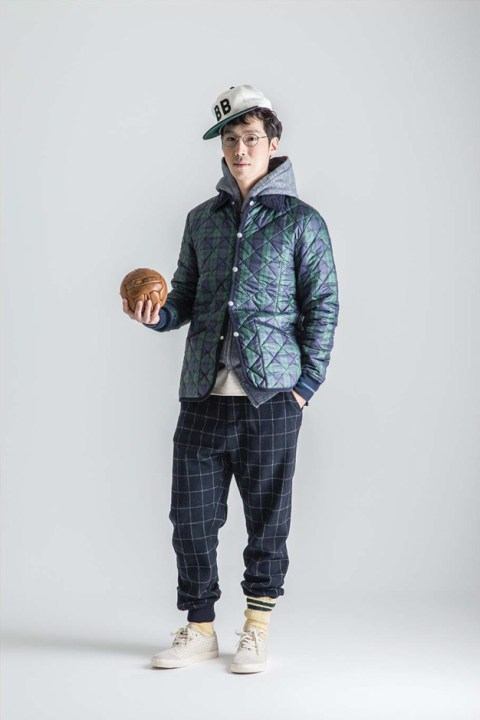 Image of Lavenham Korea 2013 Fall/Winter Lookbook