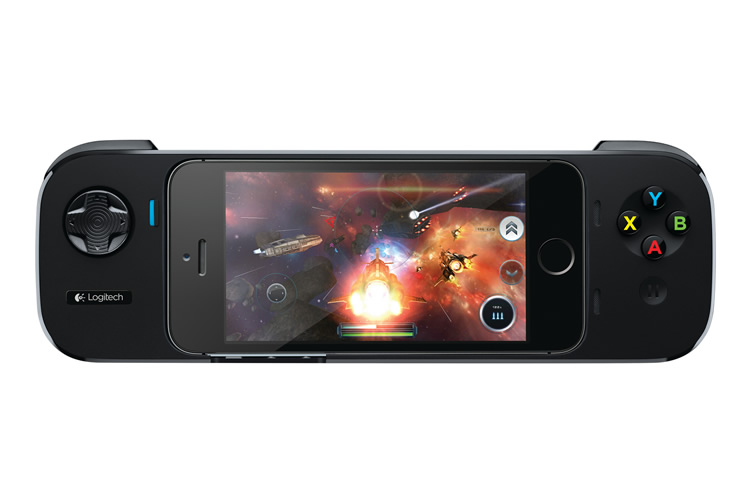 Image of Logitech's Powershell Turns iPhones Into Powerful Gaming Handhelds