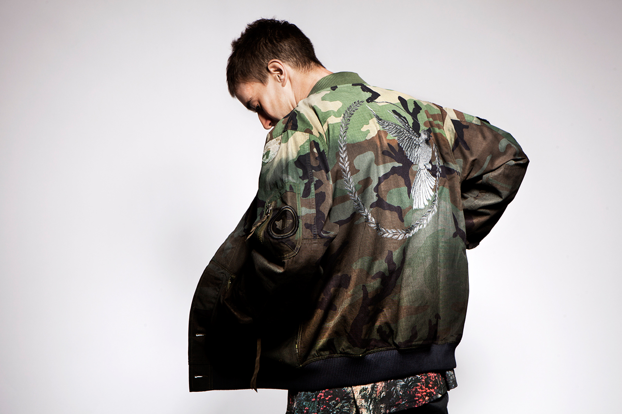 Image of maharishi 2013 Fall/Winter Collection