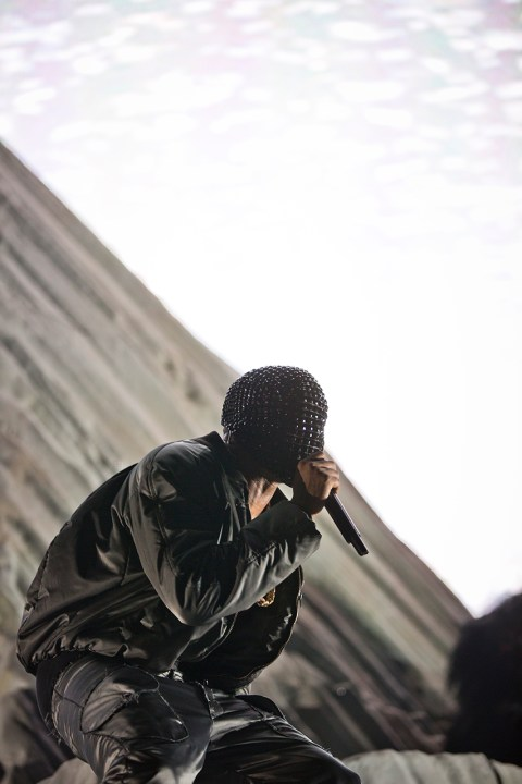 Image of Maison Martin Margiela Presents the Collaboration for Kanye West's Yeezus Tour Custom-Made Outfits