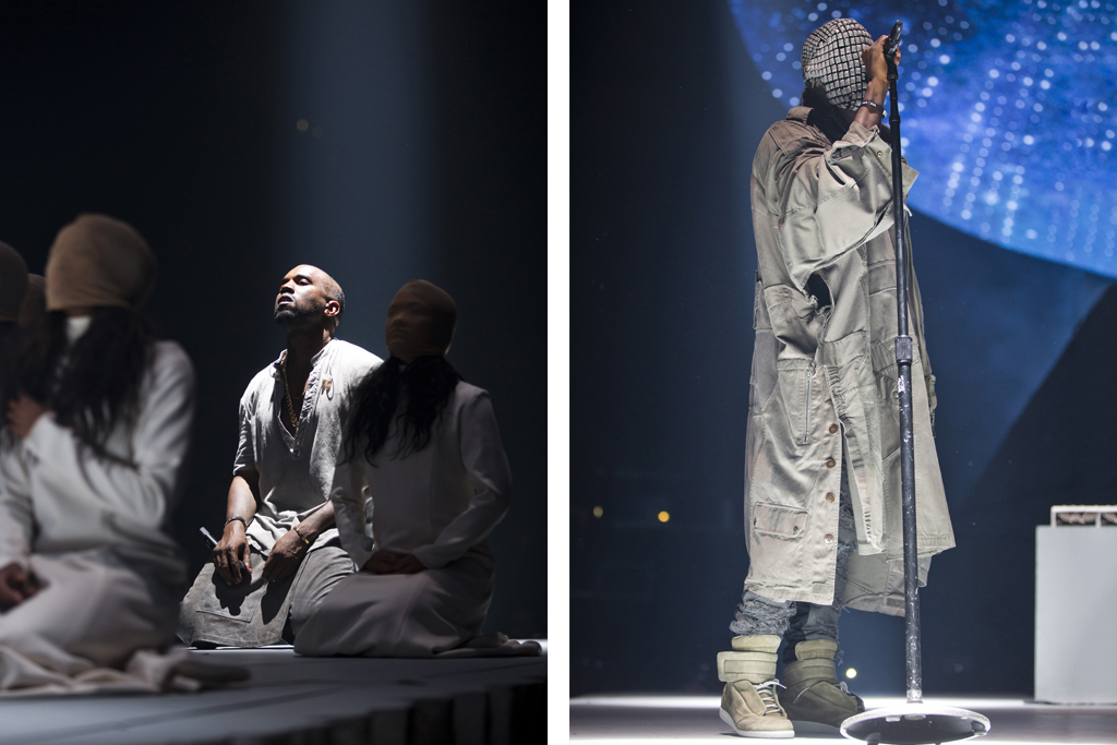 Image of Maison Martin Margiela Presents the Collaboration with Kanye West for the Yeezus Tour