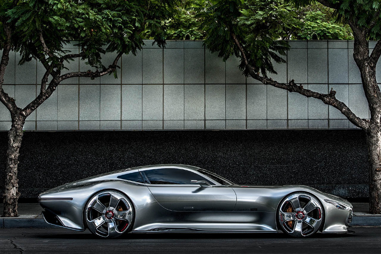 Image of Mercedes-Benz AMG Vision Gran Turismo for Gran Turismo 6
