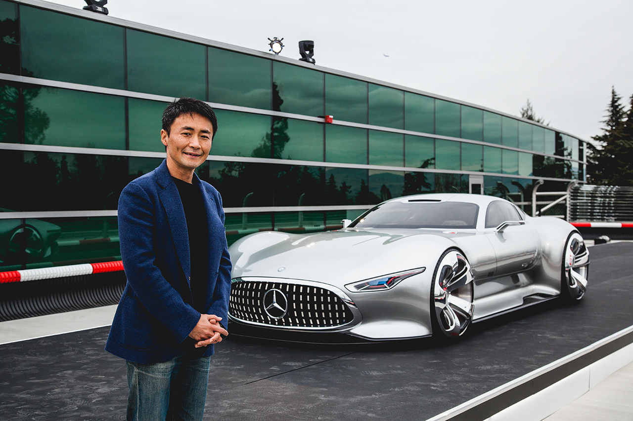 Image of Mercedes-Benz AMG Vision Gran Turismo Worldwide Debut Recap