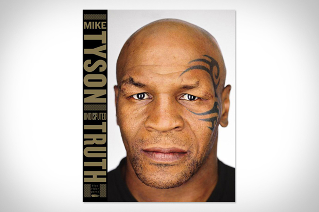 Image of Mike Tyson's Undisputed Truth Autobiography