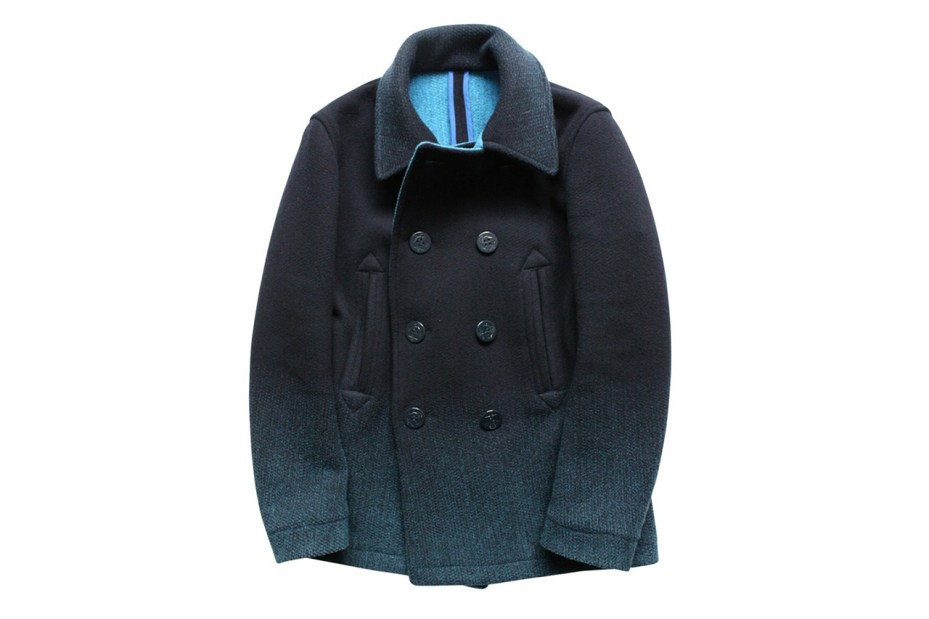 Image of Minotaur 2013 Fall/Winter DAWN PEA COAT