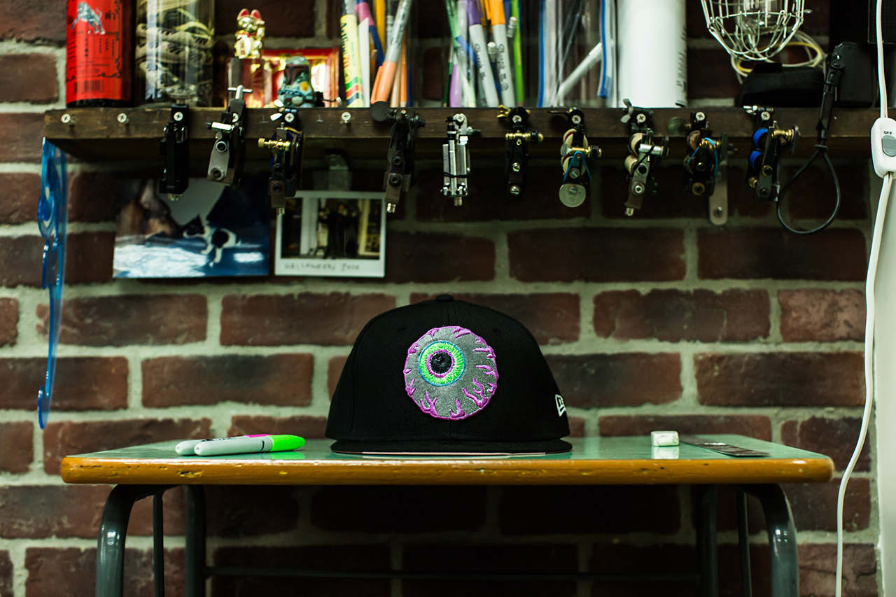 Image of Mishka x New Era 10th Anniversary Customization Cap
