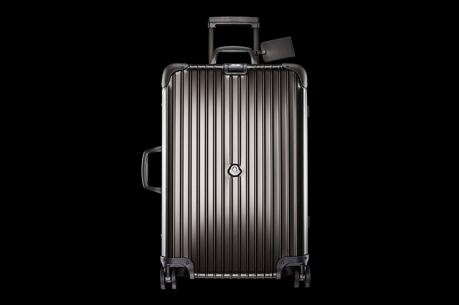 Image of Moncler x RIMOWA 2013 Fall/Winter Luggage Collection