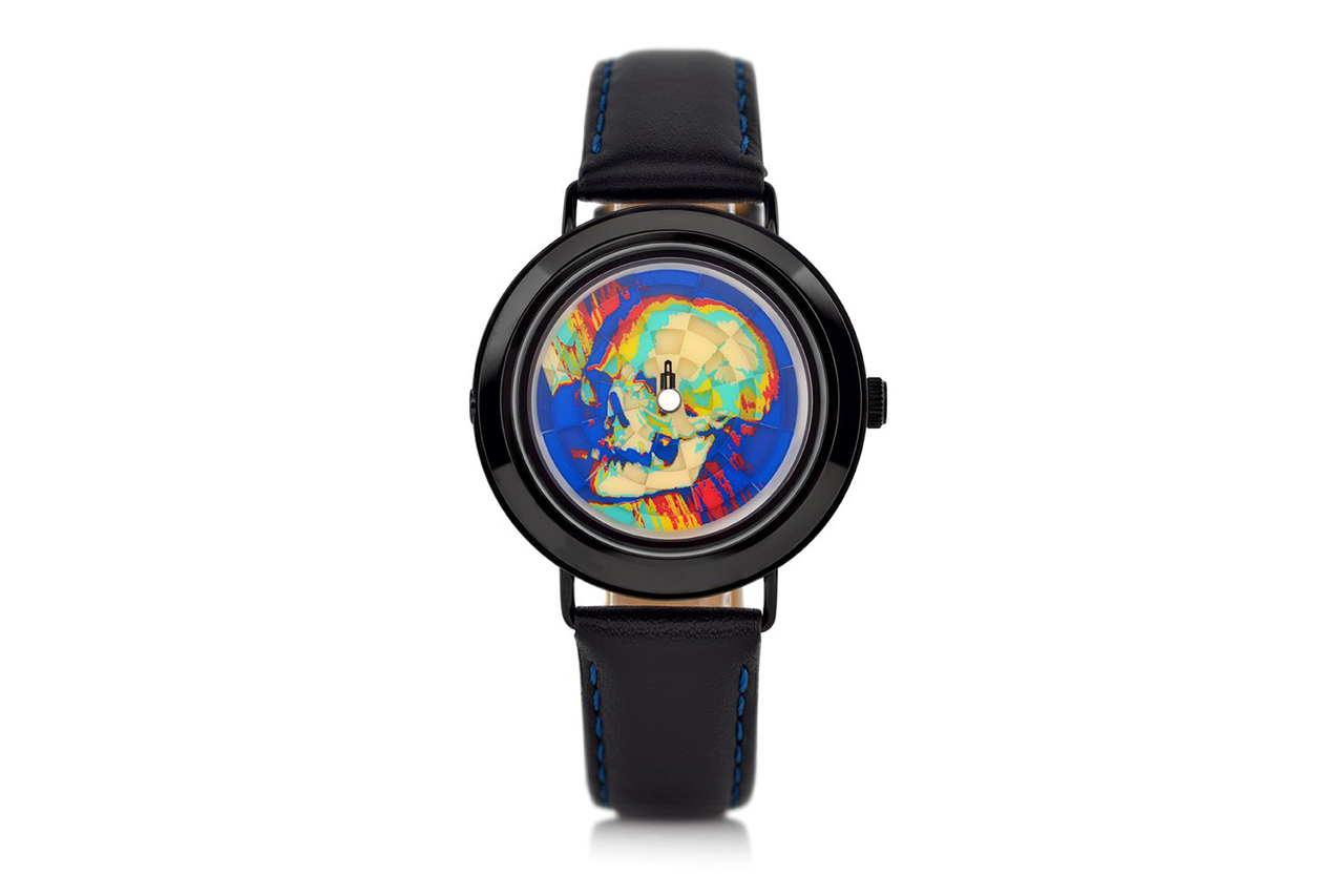 "Image of Mr. Jones ""Ambassador"" Watch"