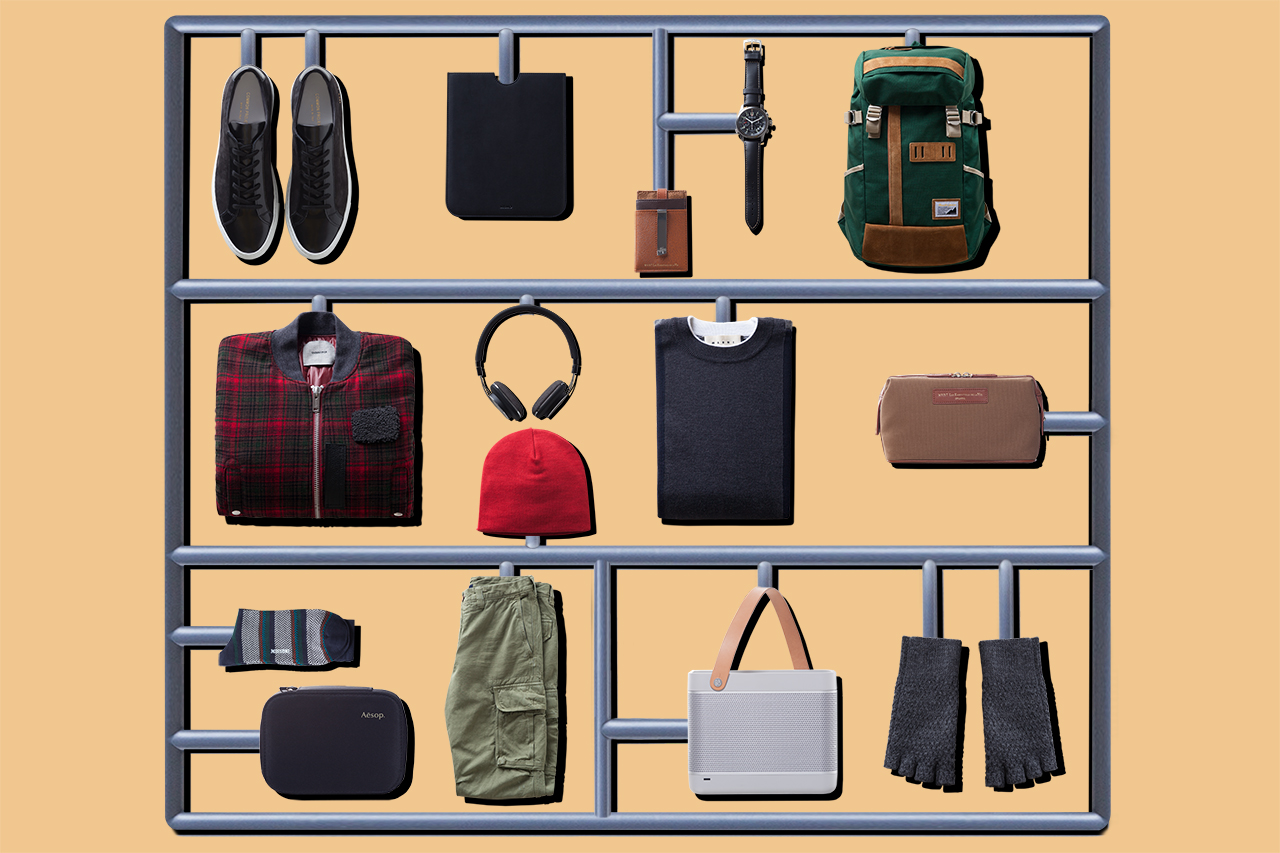 MR PORTER 2013 Holiday Gift Guide | Hypebeast