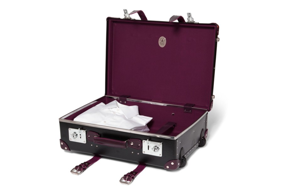 Image of Globe-Trotter MR PORTER Exclusive Carry On Case