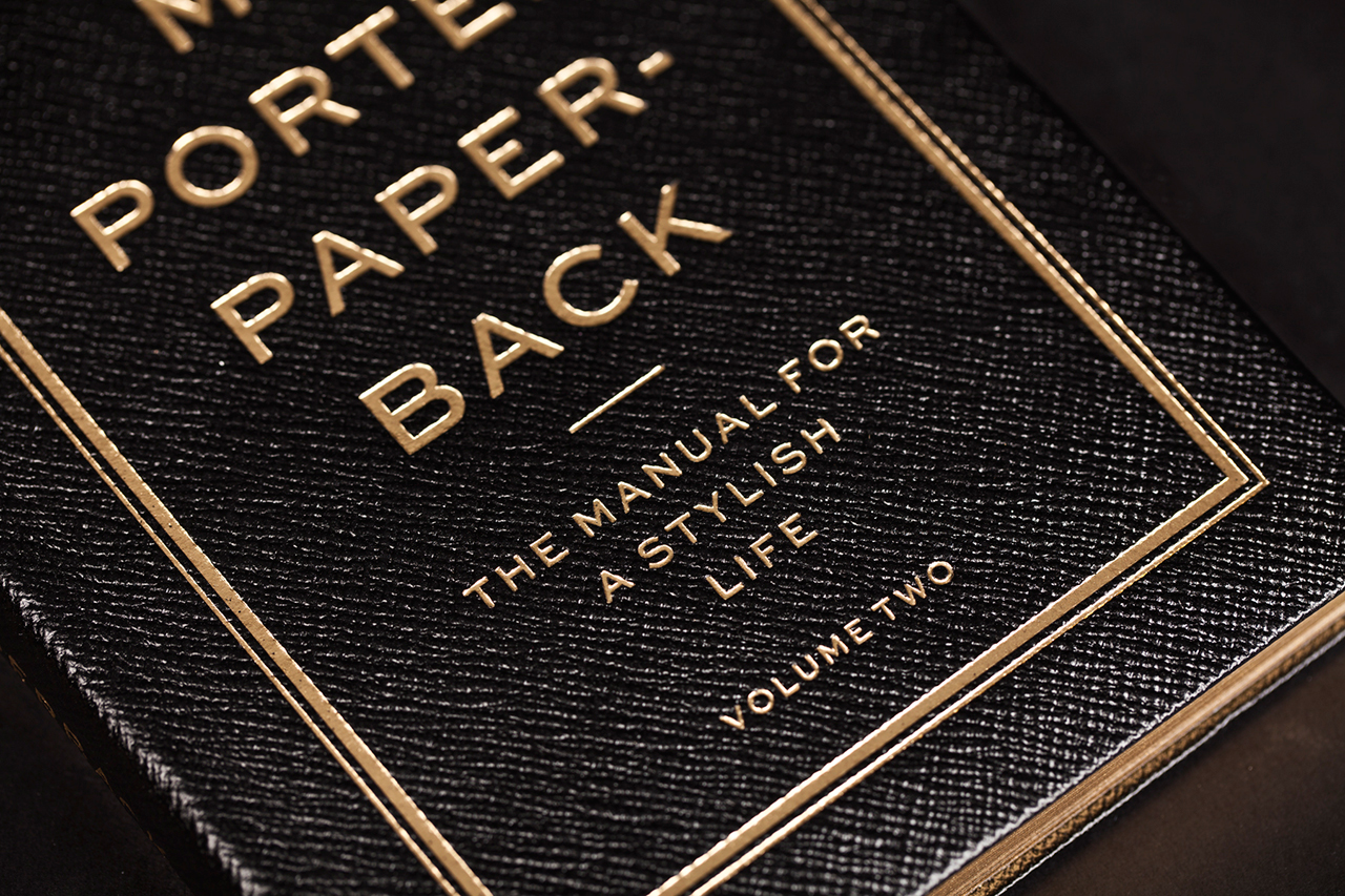 Image of MR PORTER Limited Edition 'The Manual for a Stylish Life' Volume Two