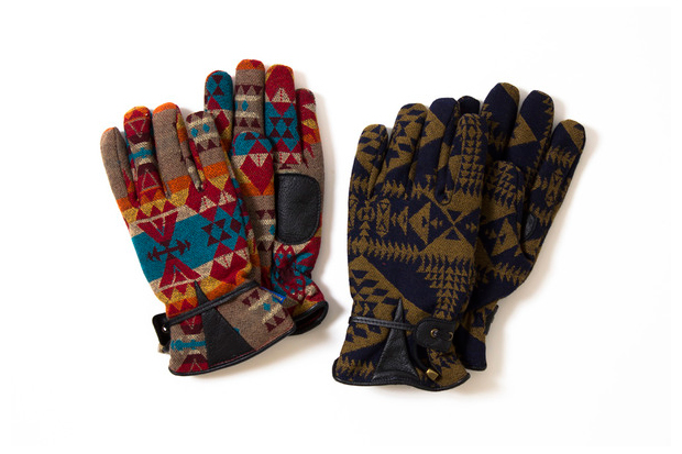 Image of nanamica KOBE x Pendleton 2013 Holiday Capsule Collection