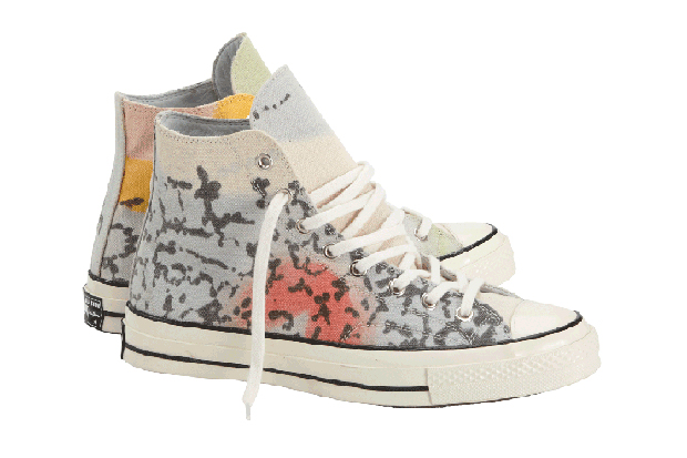 Image of The $25,000 Nate Lowman x Converse Chuck Taylor All Star
