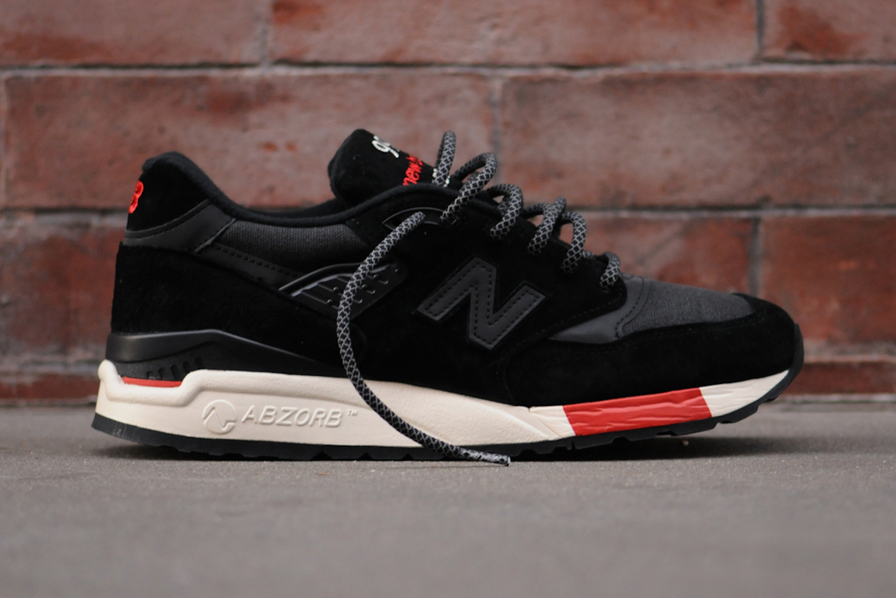 Image of New Balance M998BR Reissue Kith Exclusive