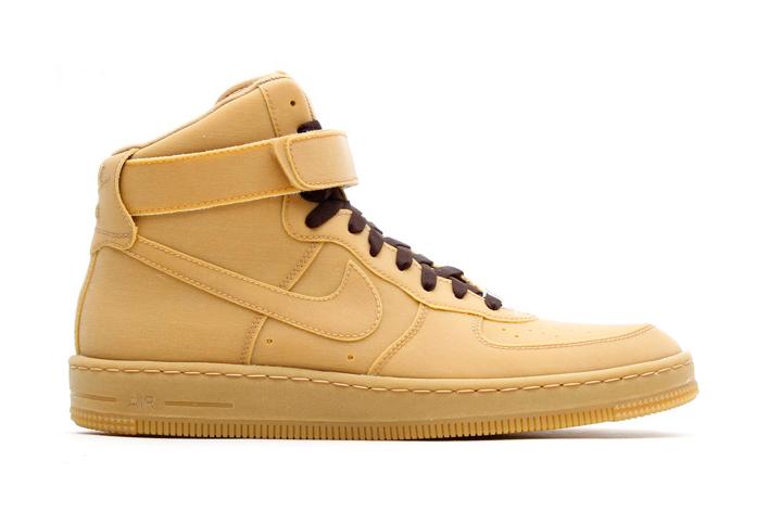 Image of Nike Air Force 1 Downtown Hi Gum QS