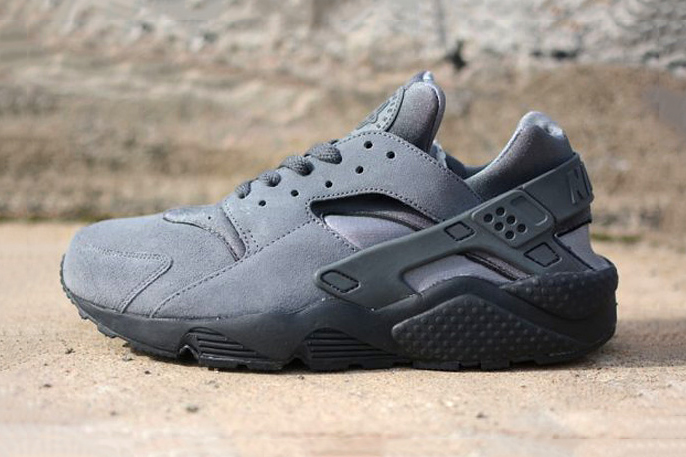 "Image of Nike Air Huarache LE ""Cool Grey"""