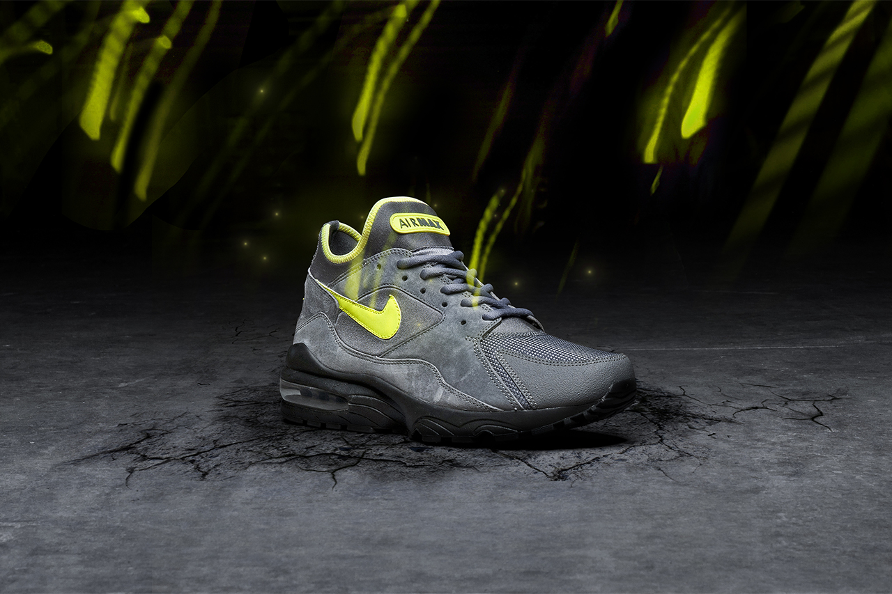"""Image of Nike Air Max 93 """"Volt"""" size? Exclusive"""