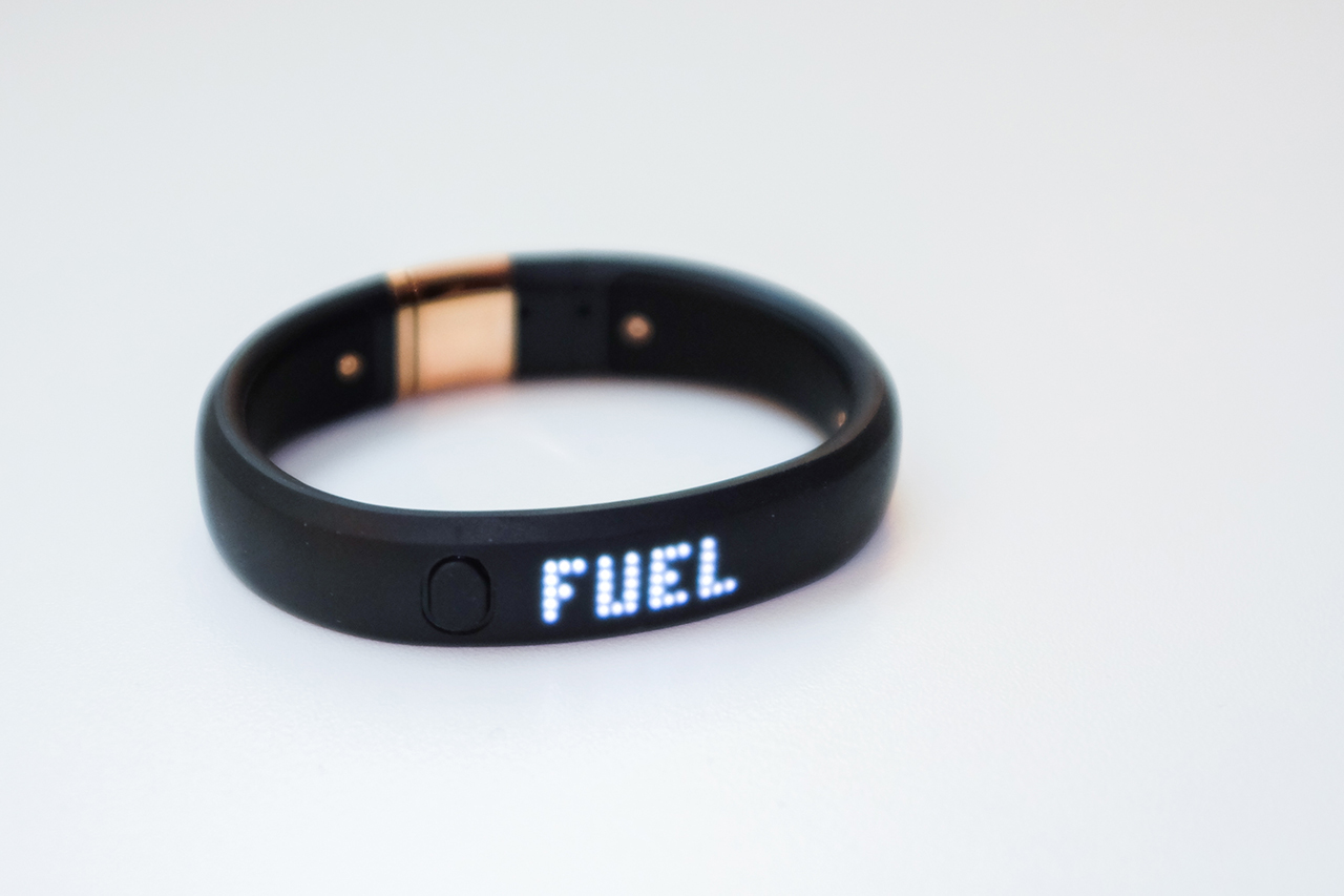 """Image of Nike+ FuelBand METALUXE SE """"Rose Gold"""""""