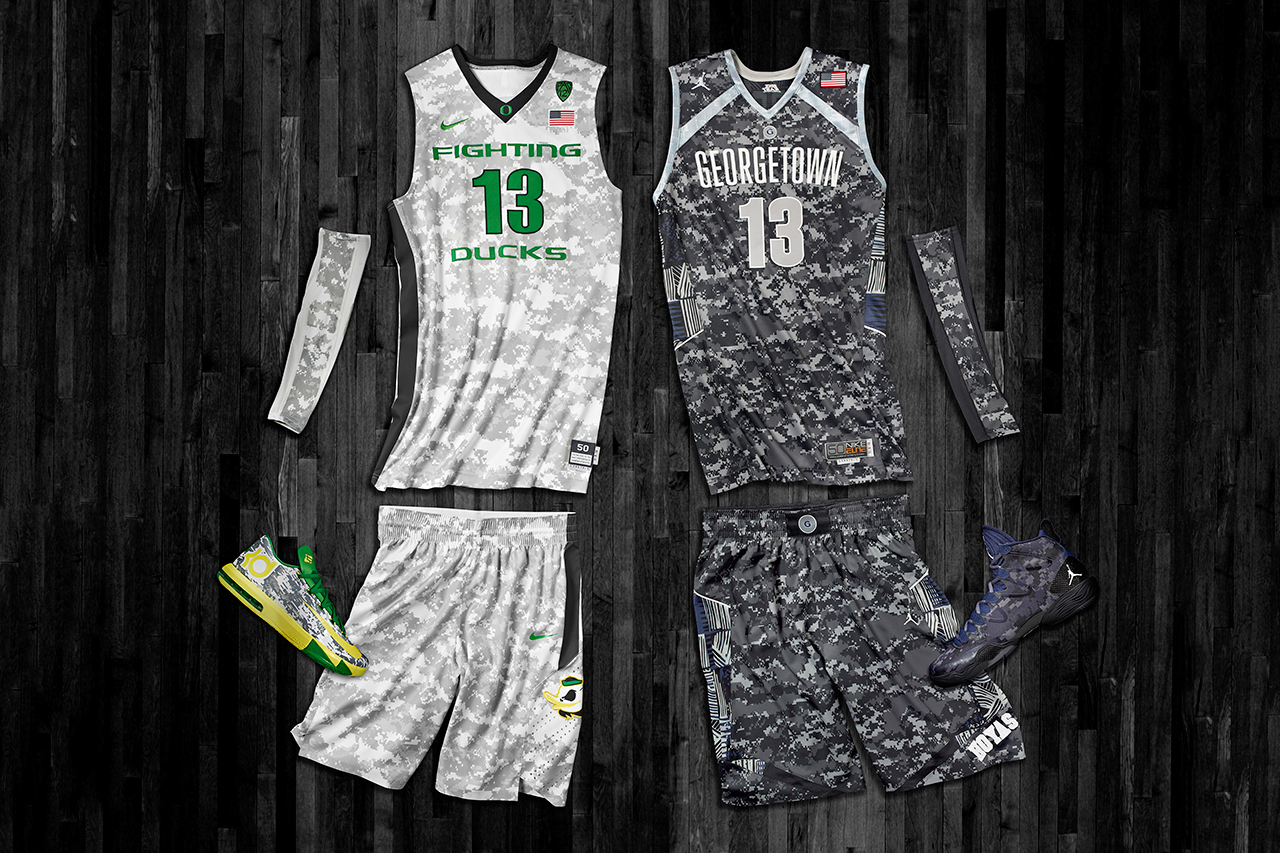 Image of Nike & Jordan Brand 2013 Armed Forces Classic Collection