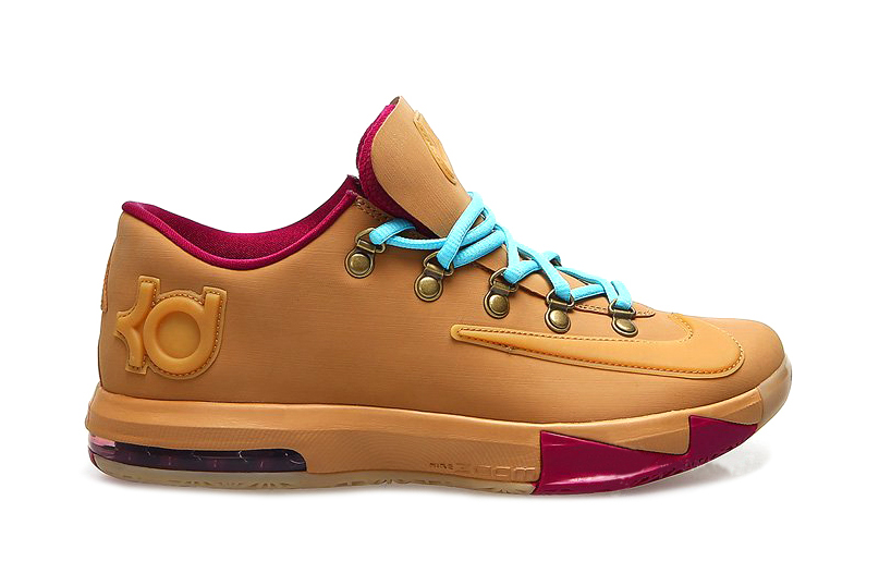 Image of Nike KD VI EXT Gum QS