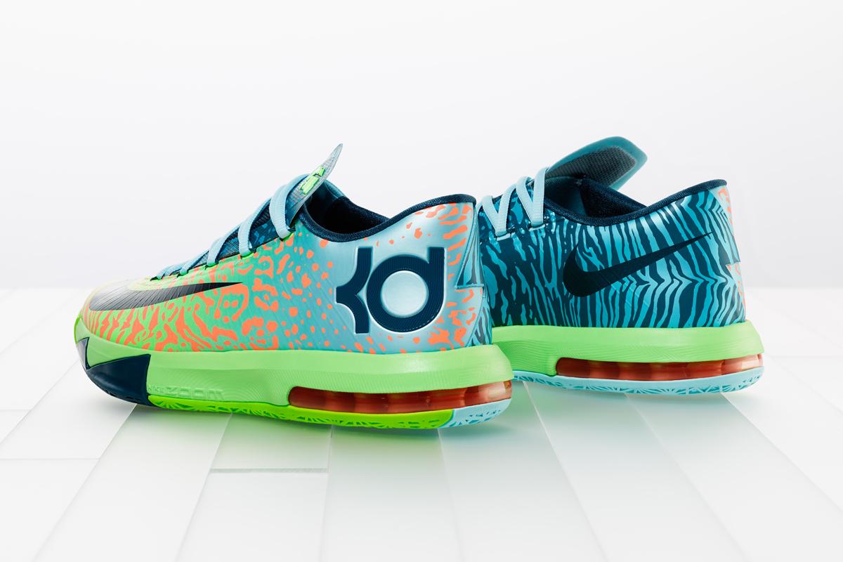 "Image of Nike KD VI ""Liger"" Preview"