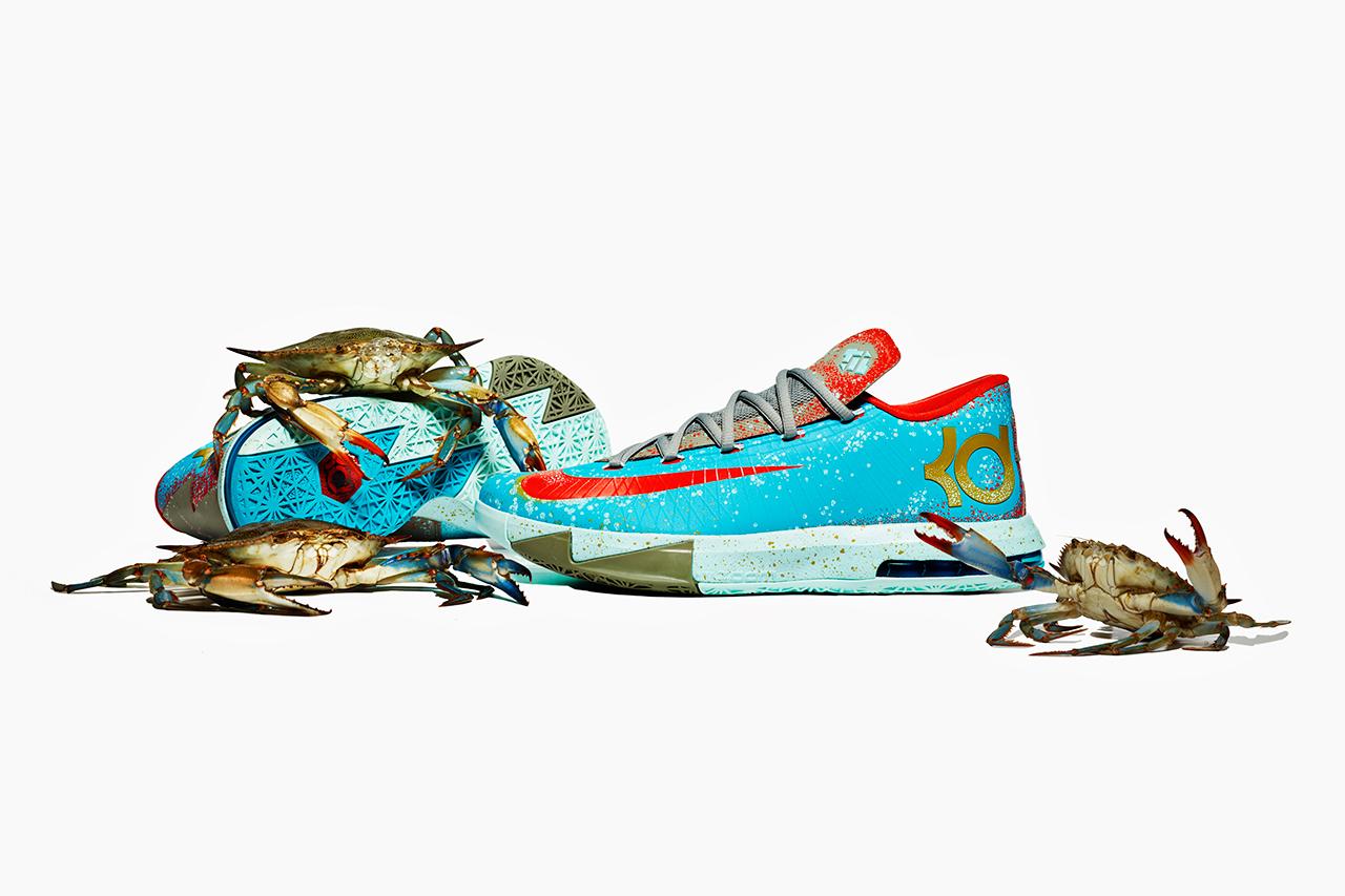 "Image of Nike KD VI ""Maryland Blue Crab"""